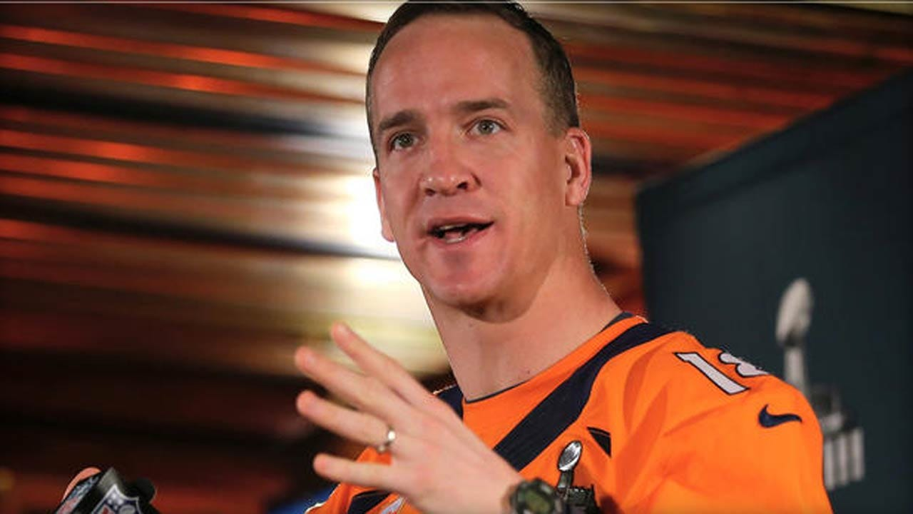 Peyton Manning To Retire A Champion