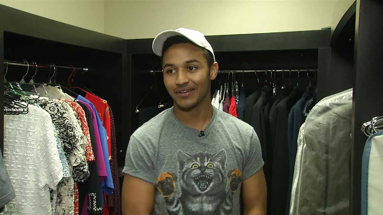 RSU's New Career Closet Gives Students Access To Business Attire