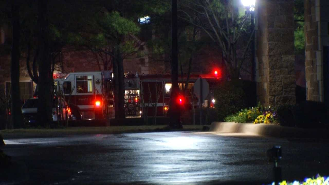 Lightning Strike May Be Cause Of Tulsa Retirement Center Fire