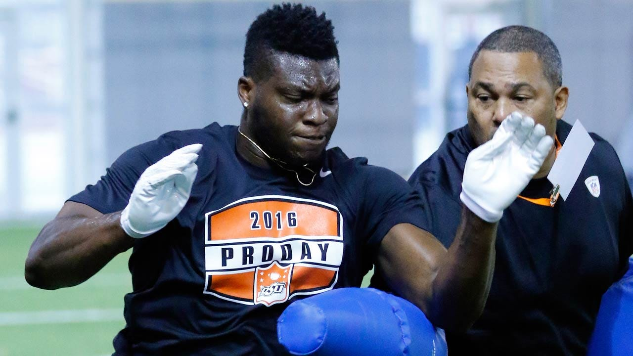 OSU Football: Ogbah, Glidden, Peterson On Pro Day Experience