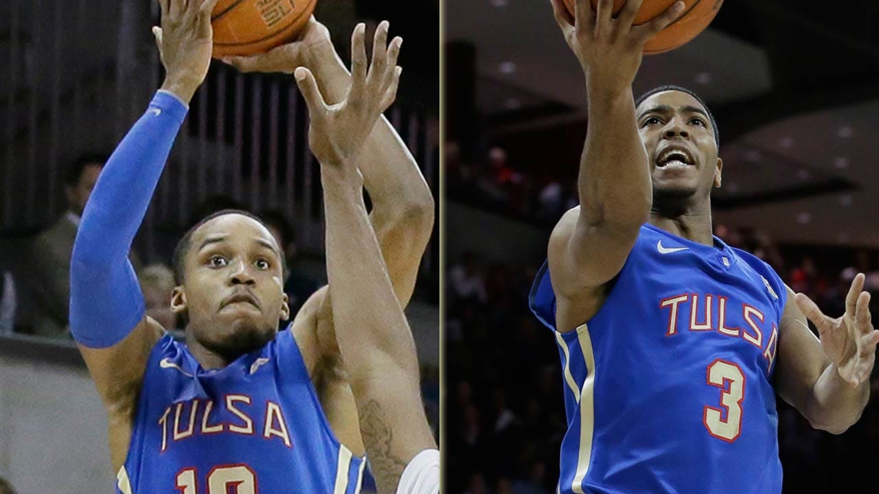 TU's Dynamic Duo Earns All-American Athletic Conference Awards For Second Straight Year