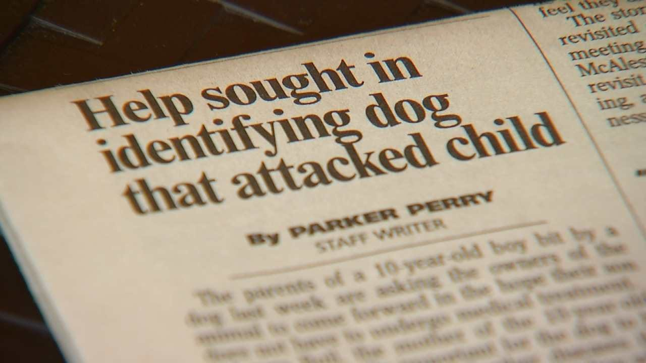 Police Search For Tips On Dog Who Attacked 10-Year-Old Boy