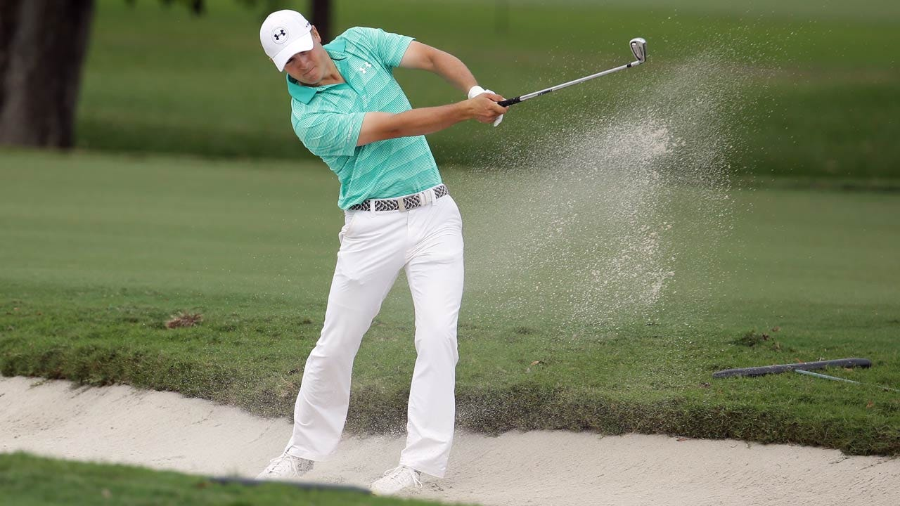 Spieth Looking To Dial Back The Expectations