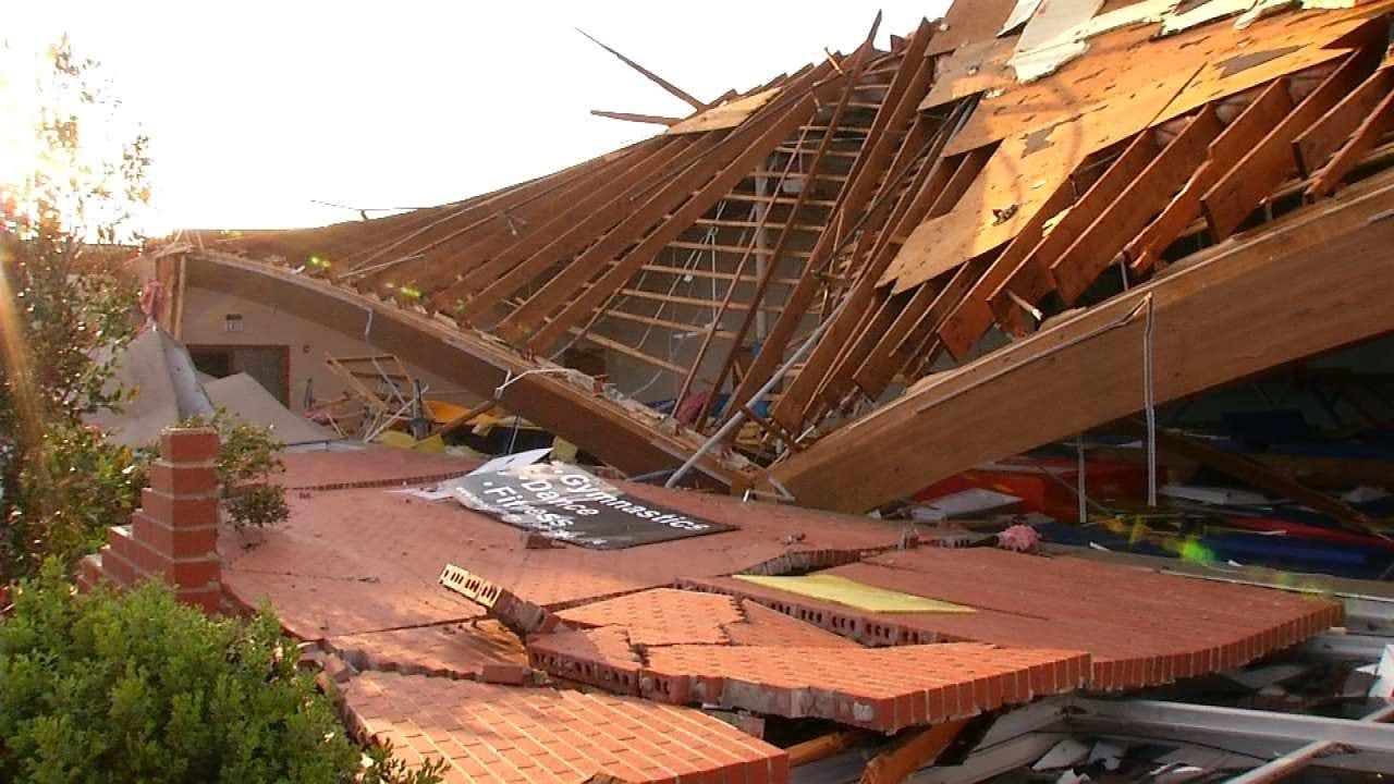 Tulsa Gym Damaged By 2015 Tornado Set To Get Major Gift