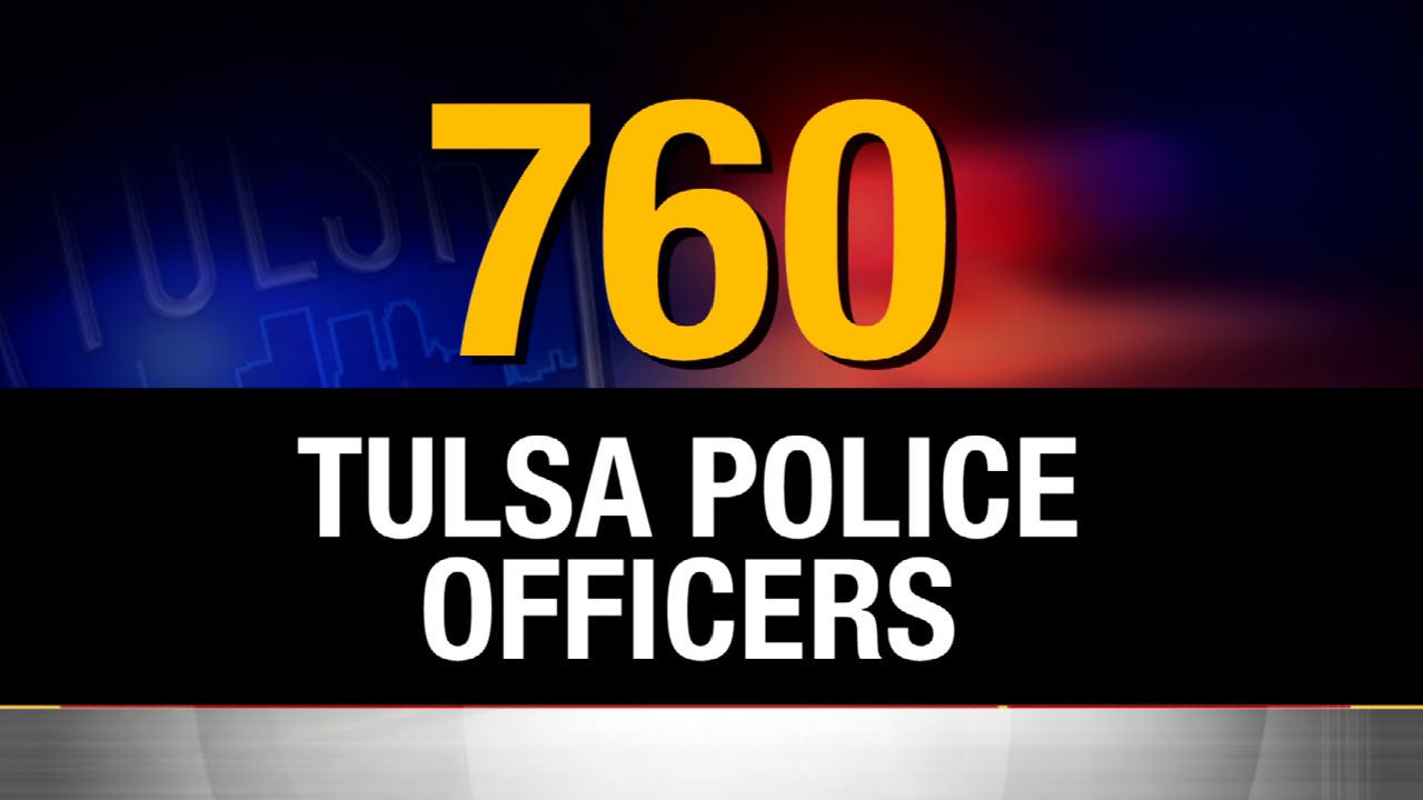 Vision Tulsa Tax Extension Could Fix Lack Of Tulsa Police Officers