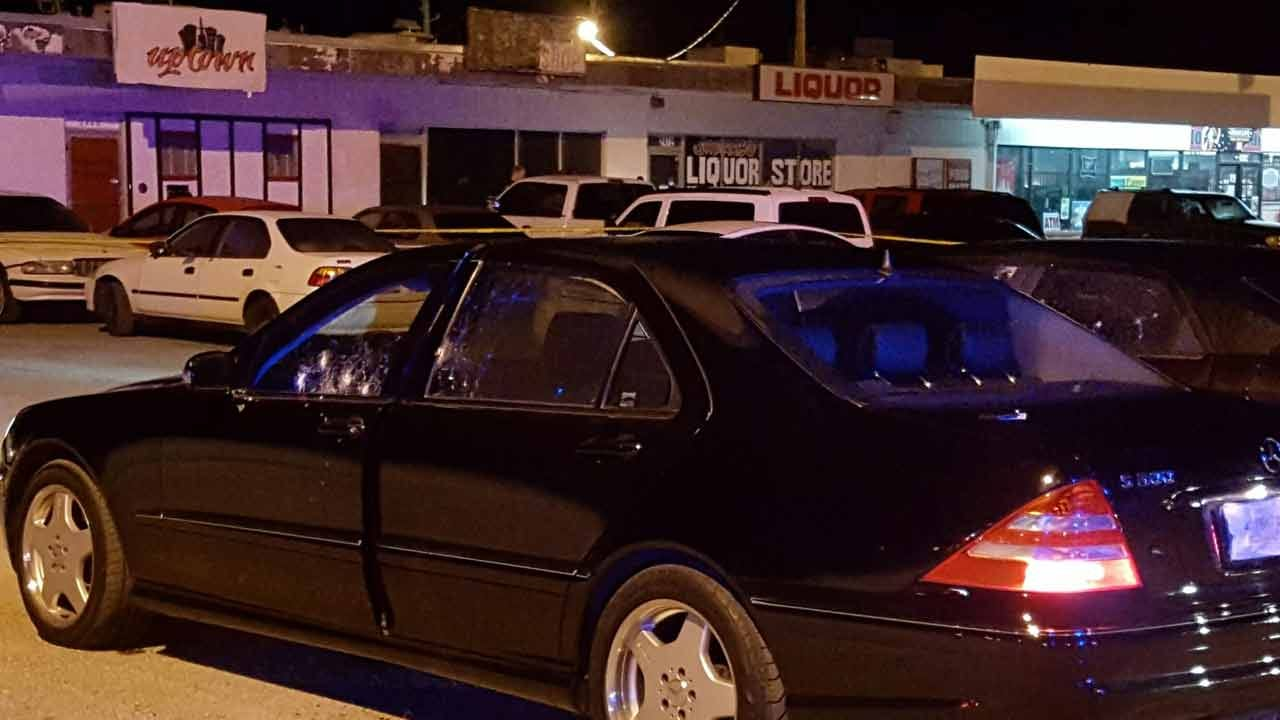 Man Shot To Death Outside Tulsa Uptown Lounge