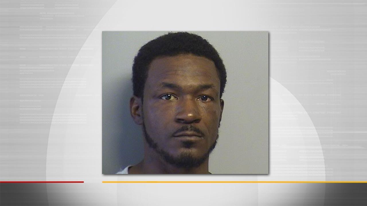 Okmulgee Police Catch Tulsa Homicide Suspect