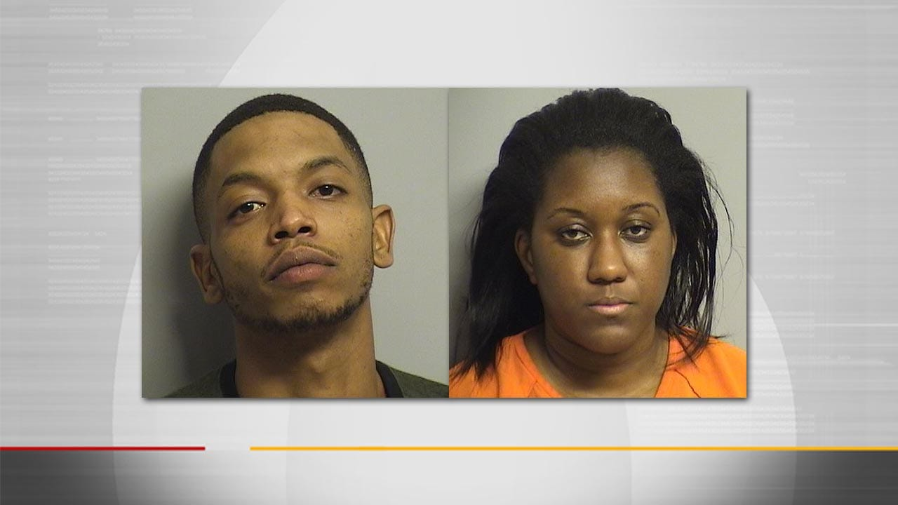 Tulsa Police Arrest Couple For Child Abuse