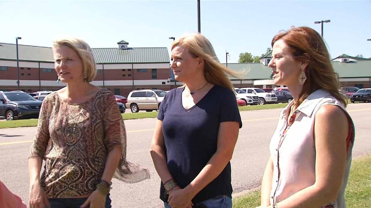 Bixby Parents Hope Fundraiser Helps School District 'Bridge The Gap'
