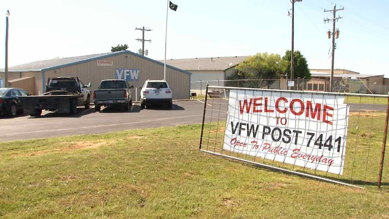 Former VFW Employee Charged With Embezzling From Mannford Post