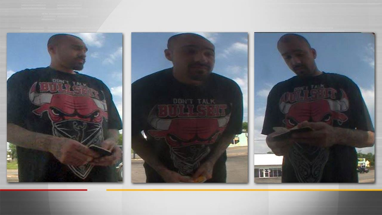 Police Seek Person Of Interest In Tulsa SUV Theft