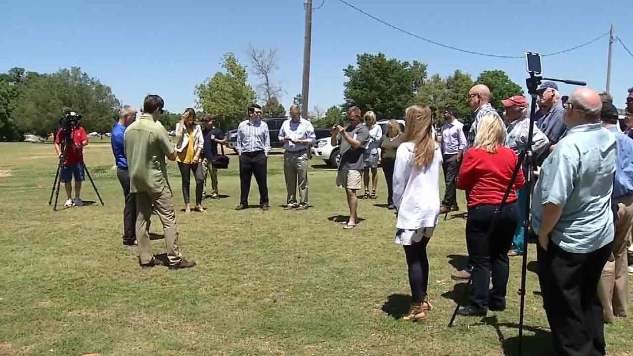 To See Potential At Helmerich Park, Tulsans Head To Dallas For Similar Developments