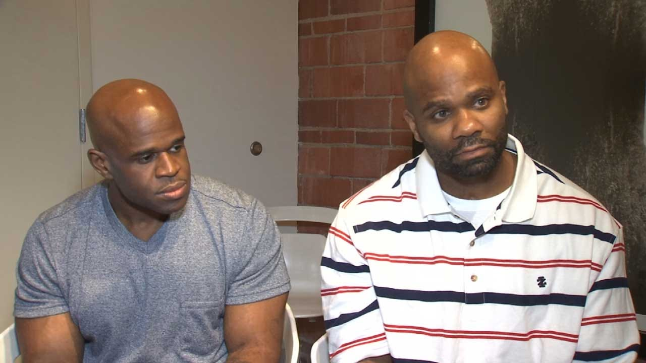 Tulsa Men Released After 20+ Years In Prison Enjoy New Freedom