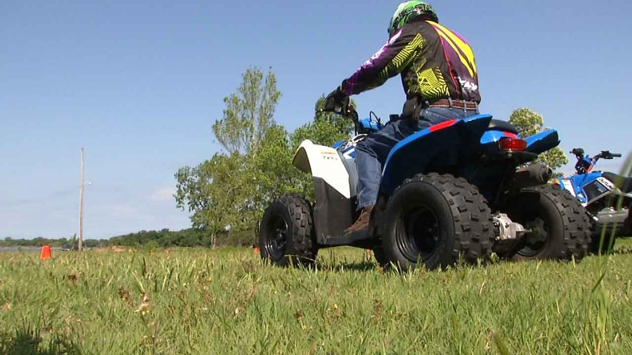 Army Corps Of Engineers, OSU 4H Host ATV Safety Classes