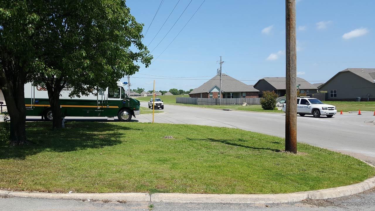 Bombs Found Inside Bartlesville Home; Suspect Arrested