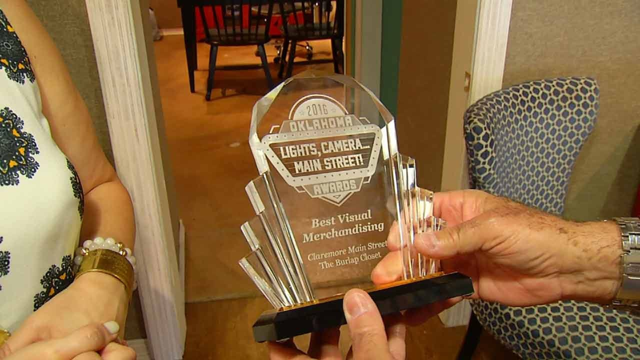 Claremore Businesses Receive Main Street Awards