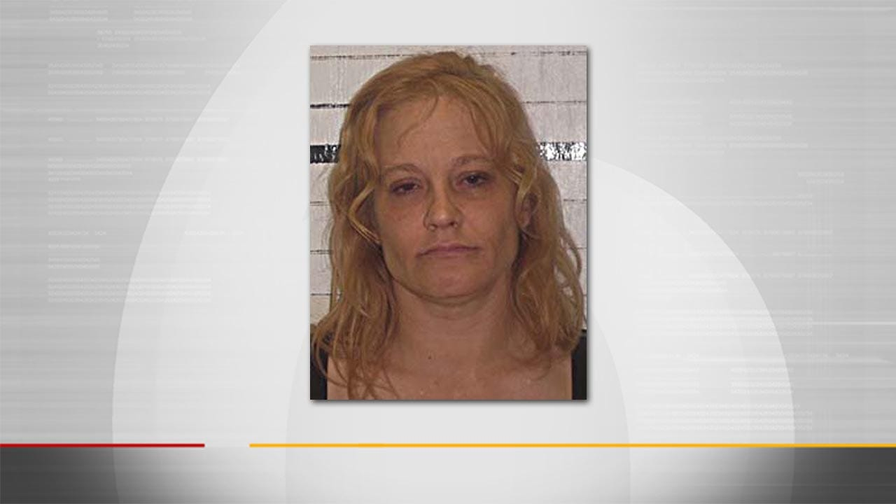 Muskogee Woman Charged With Biting Off Ex-Husband's Ear