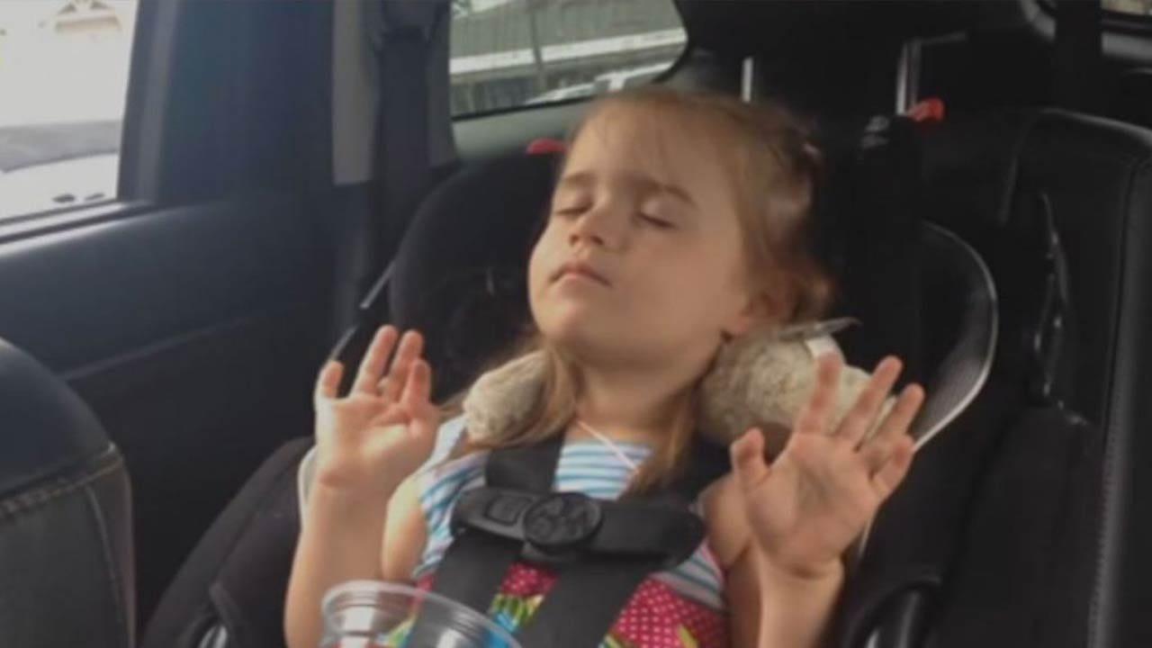 Tulsa Mom Posts Video Of Daughter's 'Nap Jam'