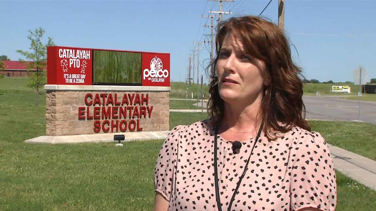 Generous Donation Helps Keep Claremore Classes Small