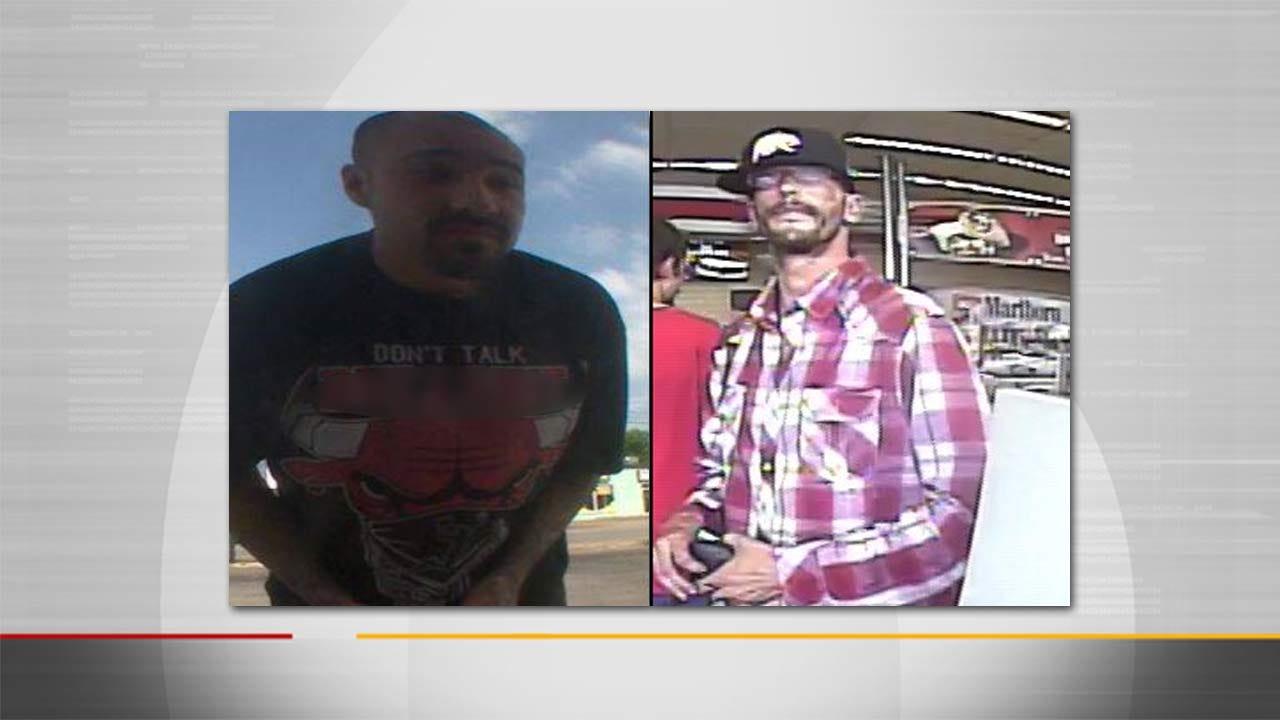 Men Linked To Tulsa Crime Spree, Police Say
