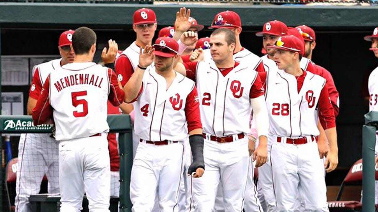 Six Sooners Named To Academic All-Big 12 First Team