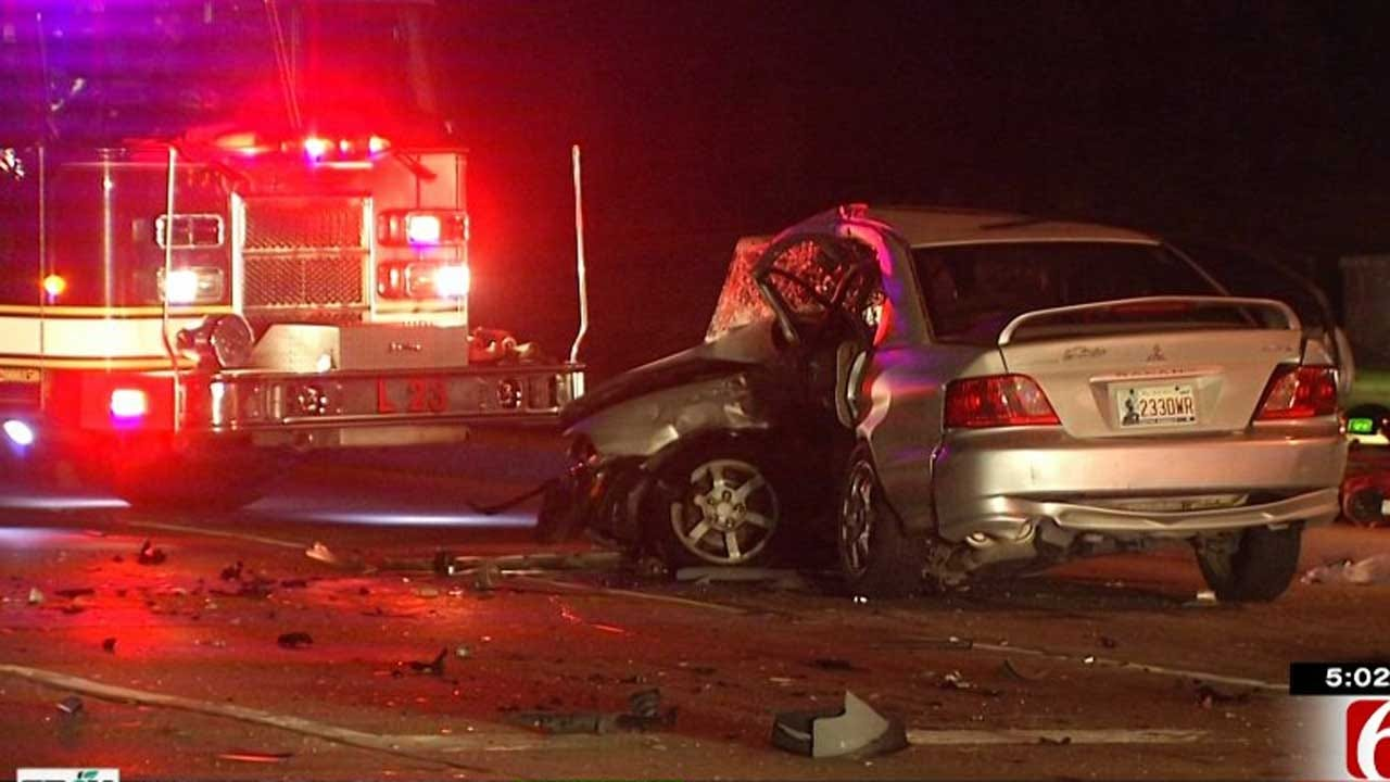 Cleveland Man Charged With Murder After Deadly Tulsa Crash