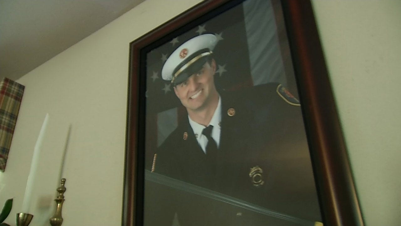 Daughter Of Fallen Claremore Firefighter Defends Wrongful Death Suit