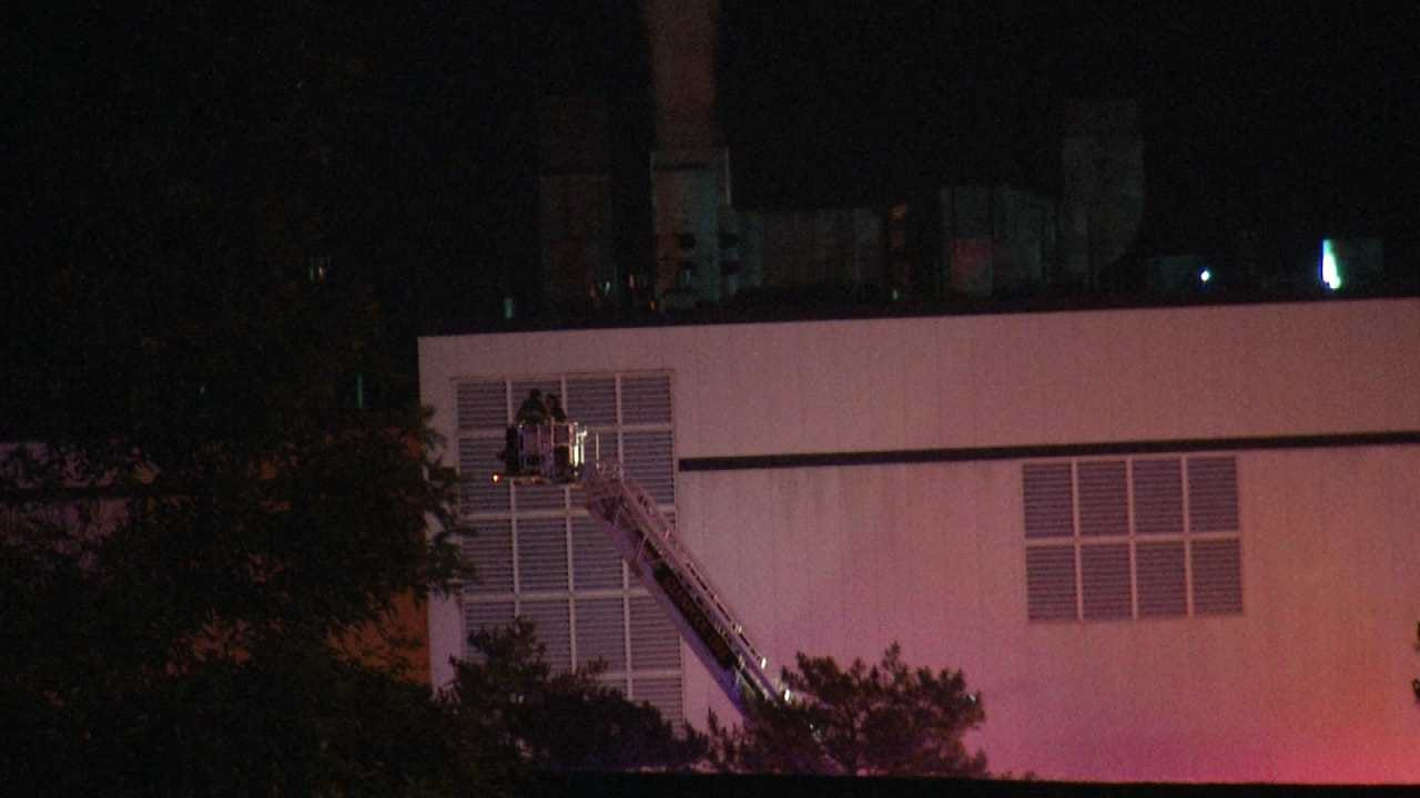 Fire Extinguished At Kimberly Clark Paper Plant In Jenks