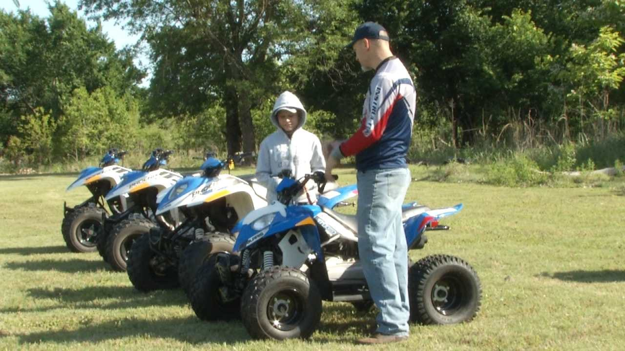 ATV Rider Safety Course Goal, Reduce Oklahoma Fatalities