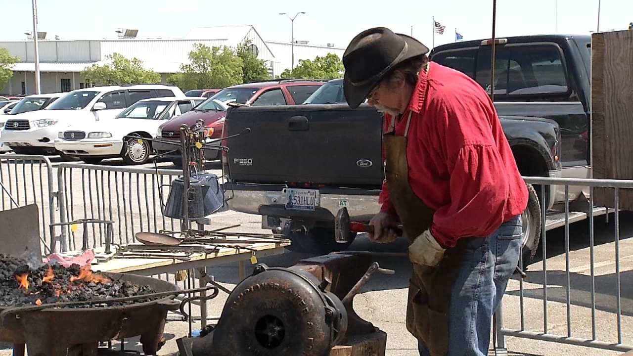 Boots And BBQ Festival Heats Up Claremore