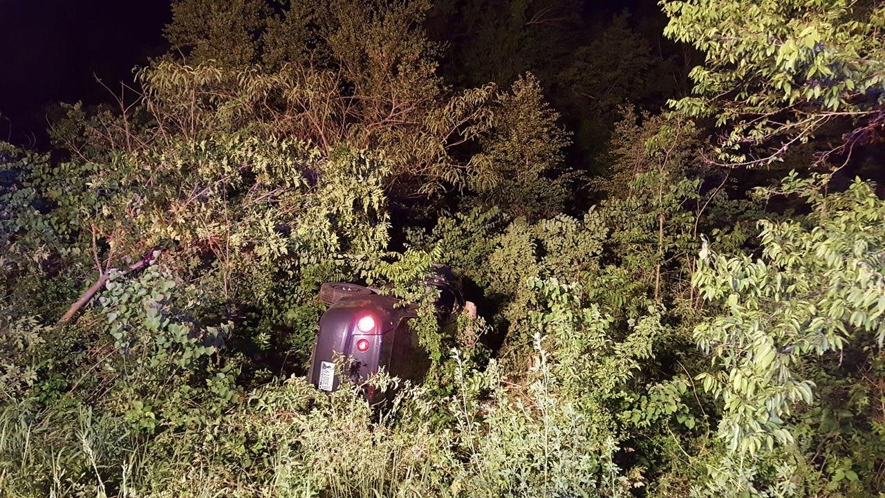 Driver Arrested On DUI Complaint After Creek County Crash