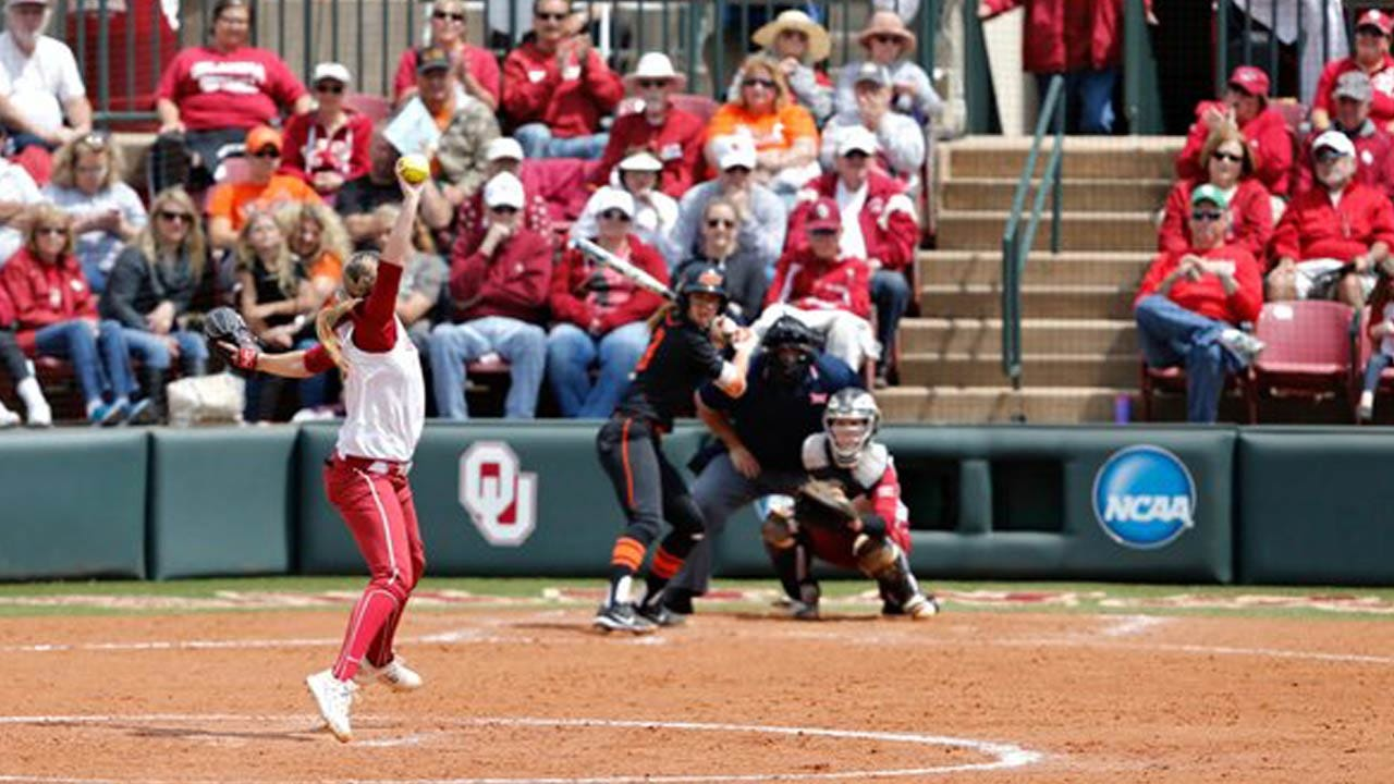 OU Wins Postponed Bedlam Game With Run-Rule
