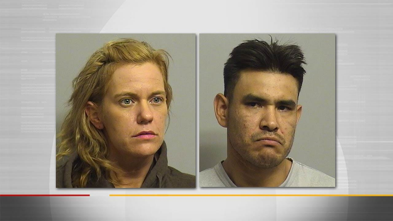 Pepper Balls Used To Force Wanted Man Out Of Tulsa Motel Attic