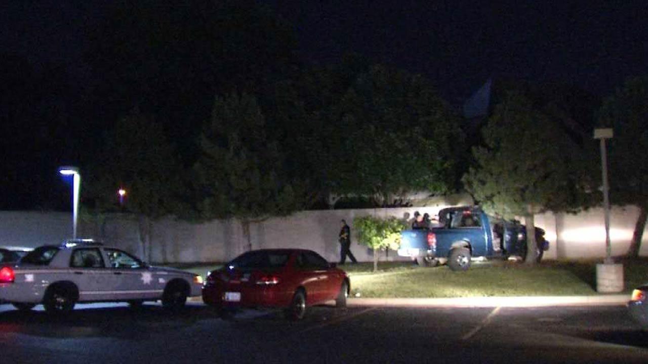 Tulsa Stolen Pickup Driver Arrested After Short Chase