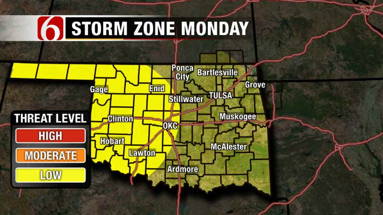 Stacia Knight Weather Blog: Get Your Rain Gear Out This Week