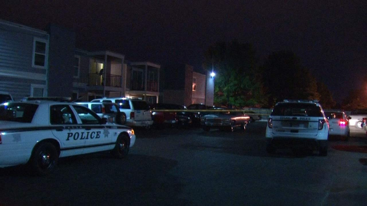 Tulsa Man Shot In Arm During Robbery Attempt