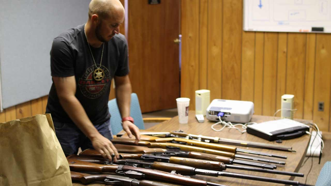 Muskogee County Sheriff's Office's 4-Month Investigation Nets 7 Arrests
