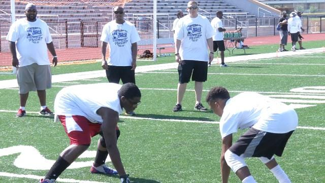 Registration Open For Free Camp With Former NFL players