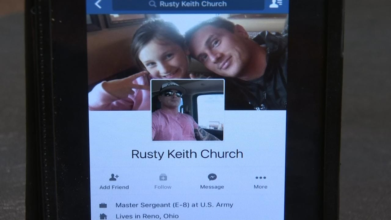 Scammers Use Tulsa Man's Pictures, Identity To Create Fake Profiles