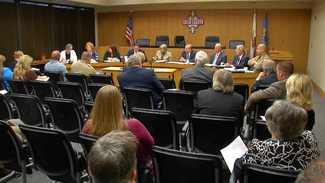 Tulsa County Diverts Funds To Finish Over-Budget Jail Expansion
