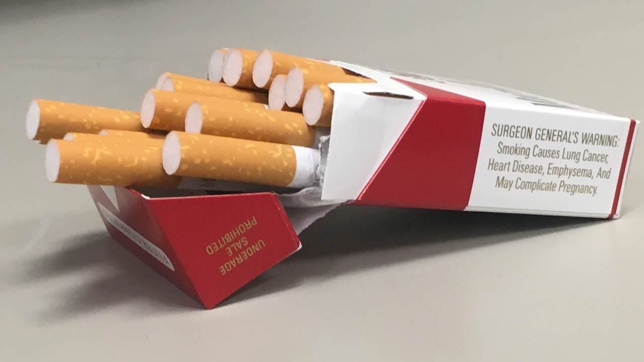 Up In Smoke? Cigarette Tax Faces Lobbying Headwinds In Oklahoma