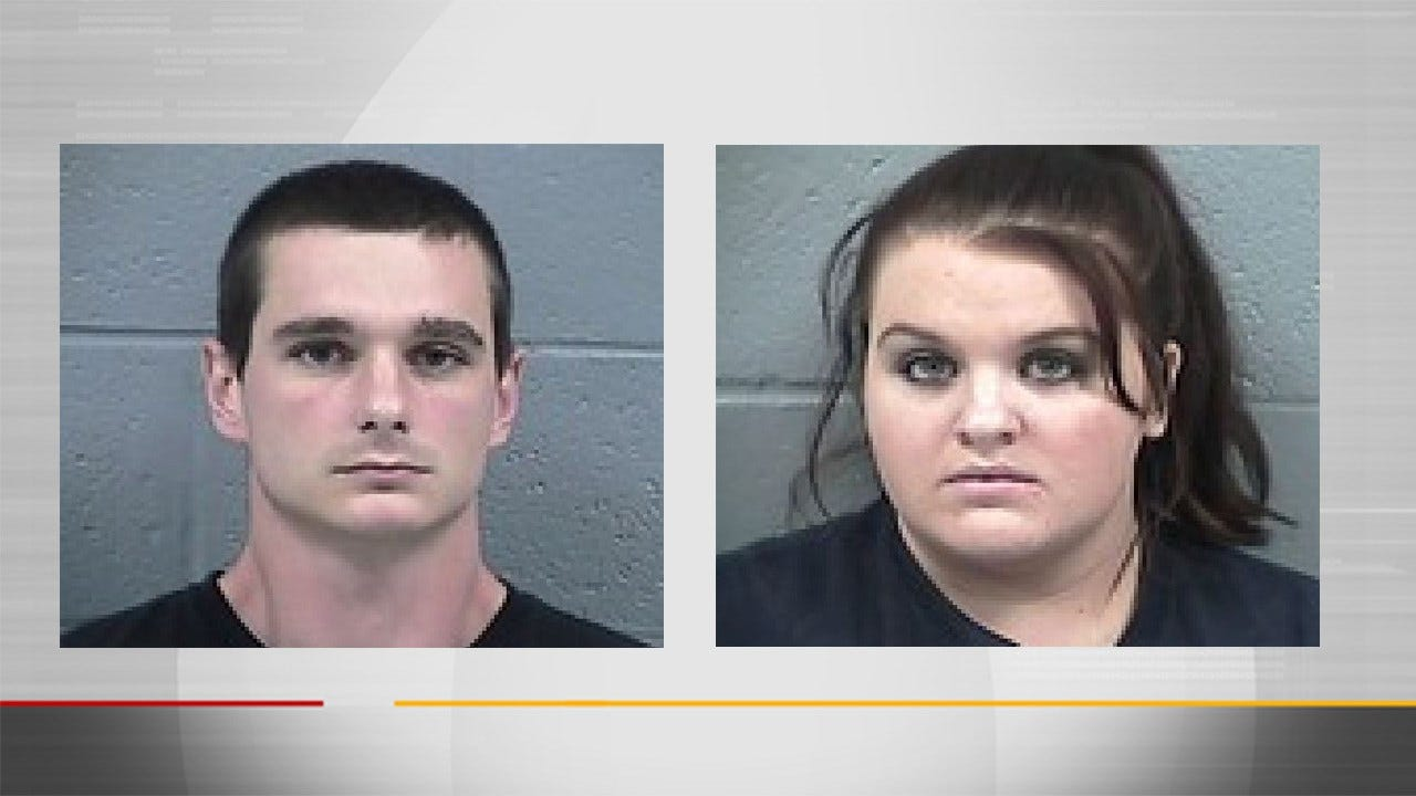 Police: Text Messages Show Claremore Mother Knew Boyfriend Was Abusing Sons