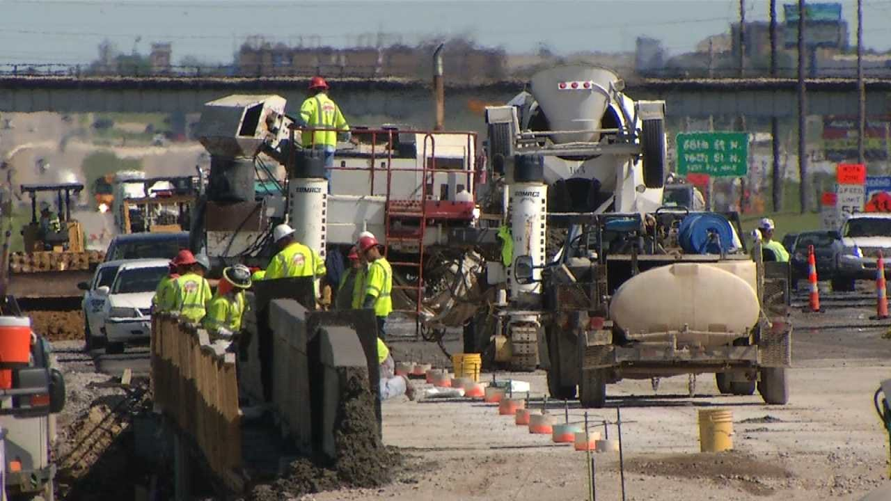 Distracted Drivers Pose Safety Hazard To ODOT Workers