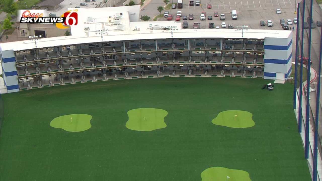 Flying Tee, Jenks Golf Entertainment Venue, Opens In June