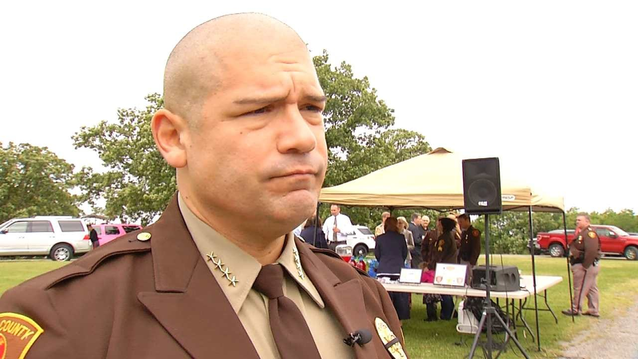 New Tulsa County Sheriff Aims To Bring Back 9 Reserve Deputies