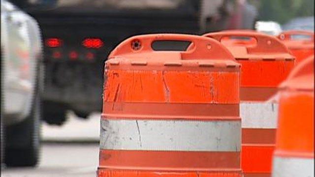 ODOT Employee Killed In Work Zone Crash