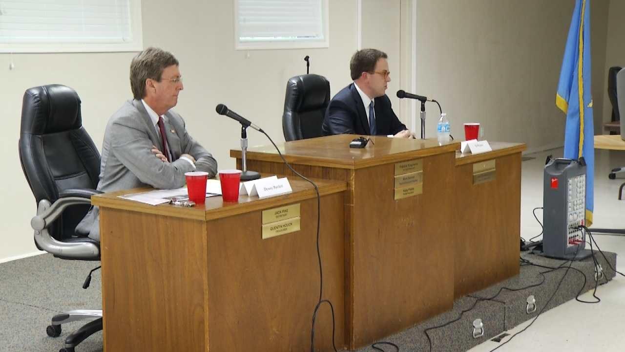 Police Union Endorses Bynum After Tulsa Mayoral Debate