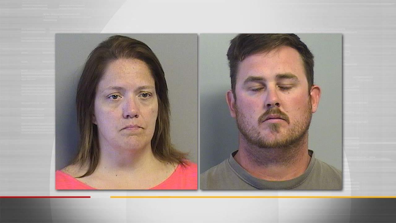 Sand Springs Couple Claims Child Abuse Was Sex Education, Affidavit States