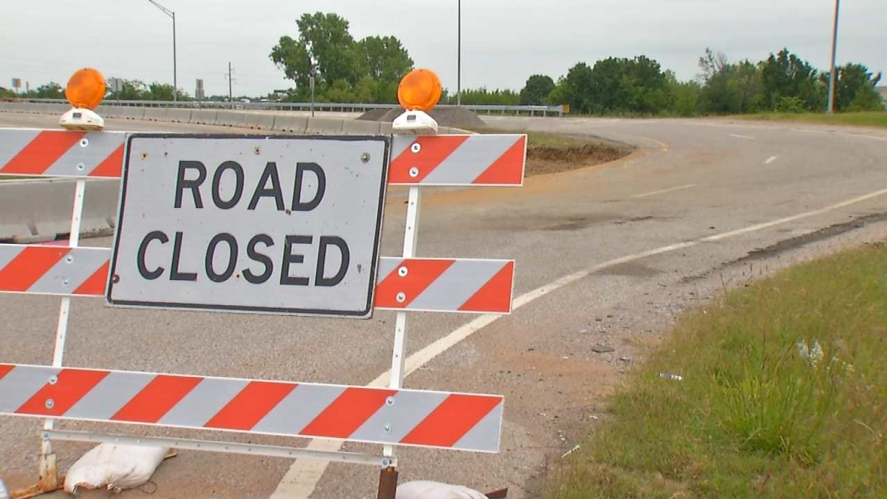 Berryhill Residents Worried With More Construction Delays, Detours