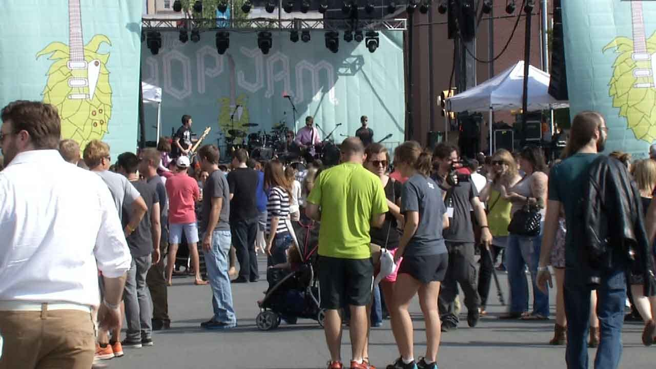 Hanson Brothers Want Hop Jam To Continue Growth